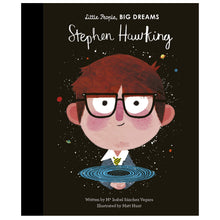 Load image into Gallery viewer, Little People Big Dreams - Stephen Hawking