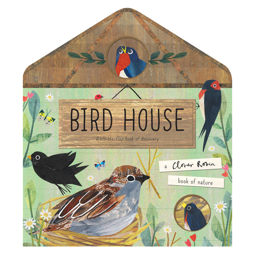 Bird House - Lift the Flap