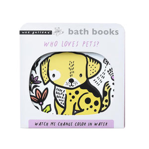 Wee Gallery Bath Book