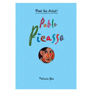 Meet The Artist: Pablo Picasso