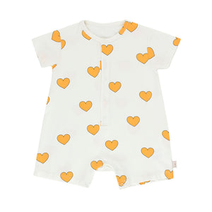 Tiny Cottons Hearts One-Piece