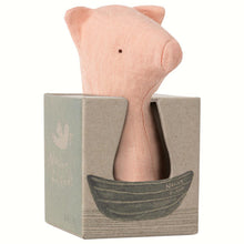Load image into Gallery viewer, Maileg Noah's Friends, Pig Rattle