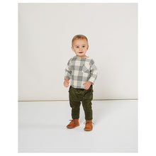 Load image into Gallery viewer, Rylee + Cru Flannel Jack Shirt