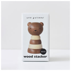Wee Gallery Wooden Stacker