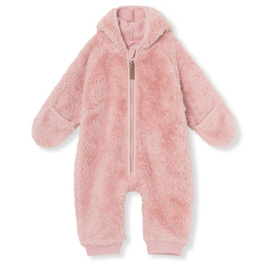 Miniature Adel Fleece Romper