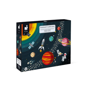 Janod Educational Puzzle Solar System