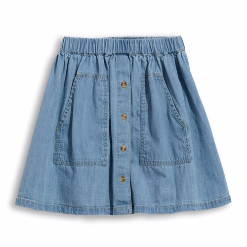 Finger In The Nose Ashby Denim Skirt