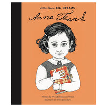 Load image into Gallery viewer, Little People Big Dreams - Anne Frank