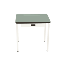 Load image into Gallery viewer, Les Gambettes Khaki Regine Bureau