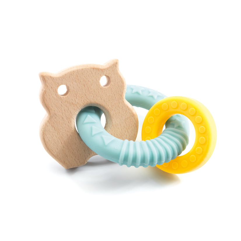 Djeco Baby Bobi Teether
