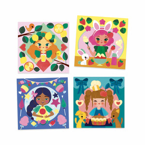 Djeco Painting Cards