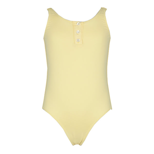 Pacific Rainbow Laura Swimsuit Lemon