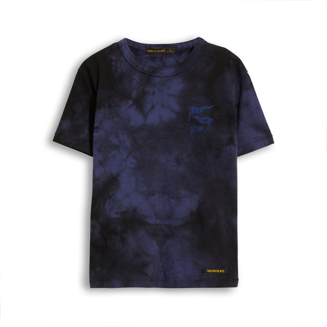 Finger In The Nose Tie & Dye T shirt