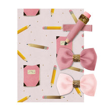 Load image into Gallery viewer, Milledeux Pencil Hairclips Pink