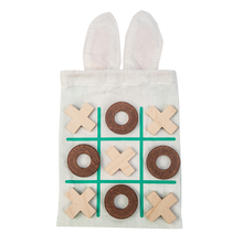 Thread Bear Design Tic Tac Toe