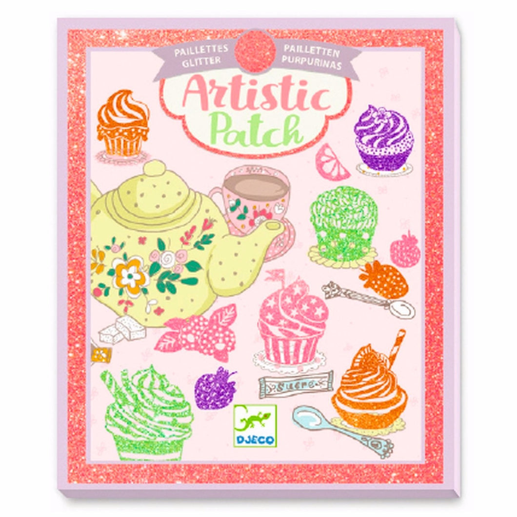 Djeco Artistic Patch Sweets