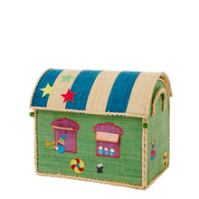 RICE Toy Basket Circus Theme