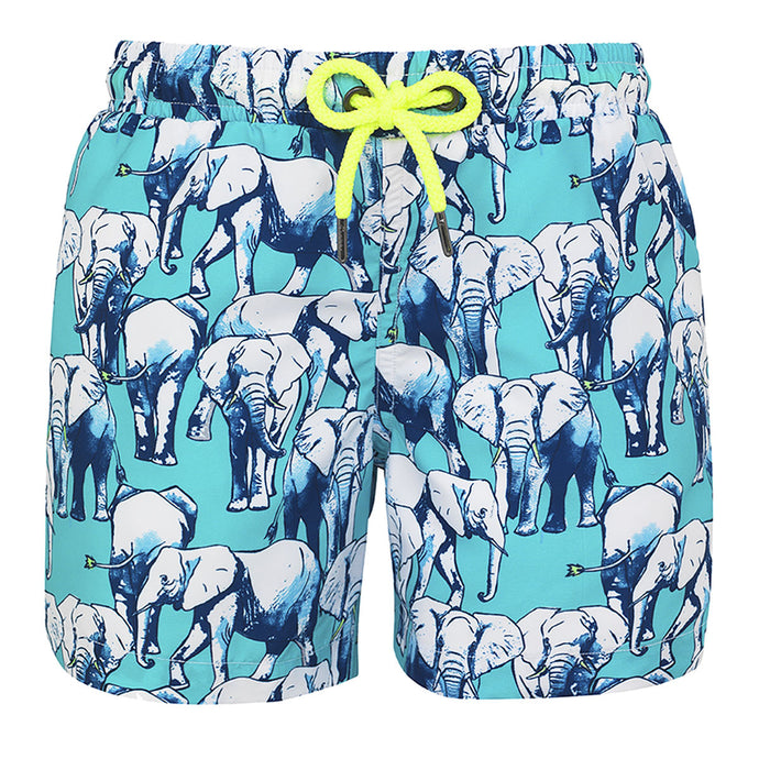 Sunuva Blue Elephant Swim Short