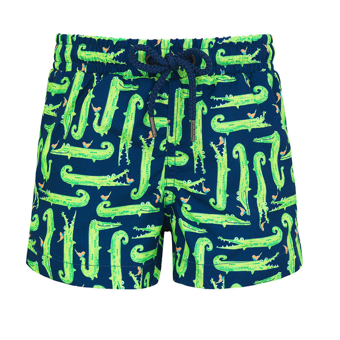 Sunuva Crocodile Swim Shorts