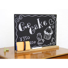 Load image into Gallery viewer, Kitpas Rikagaku Magnetic A3 Blackboard Set