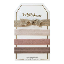 Load image into Gallery viewer, Milledeux Hairties Combi 4