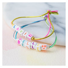 Load image into Gallery viewer, Laviandbelle Word Bracelet