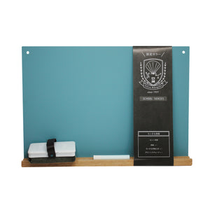 Kitpas Rikagaku A4 Blackboard Set Blue Grey