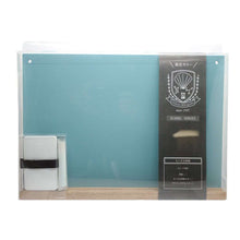 Load image into Gallery viewer, Kitpas Rikagaku A4 Blackboard Set Blue Grey