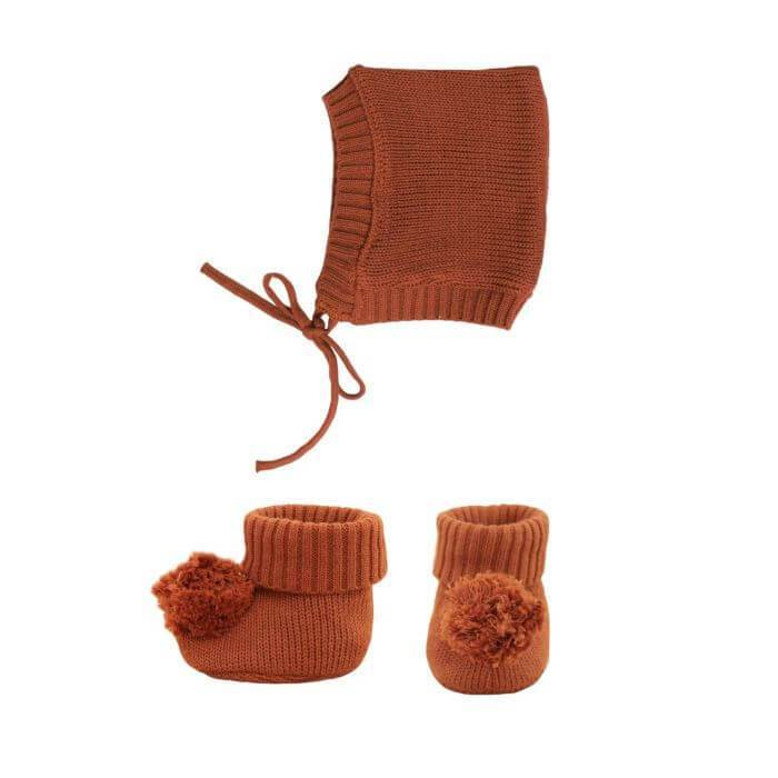 Olli Ella Dinkum Doll Knit Set
