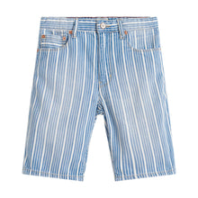 Load image into Gallery viewer, Padro Striped Bermuda Shorts
