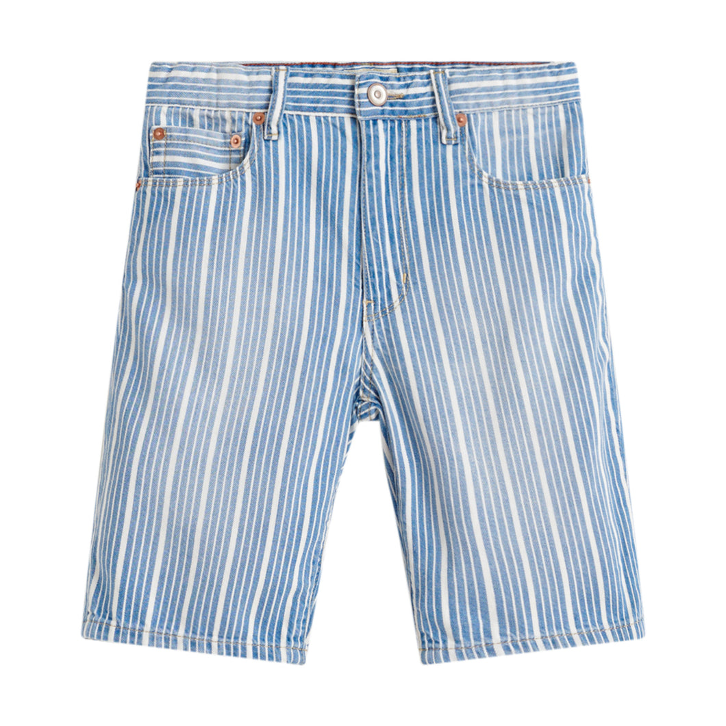 Padro Striped Bermuda Shorts
