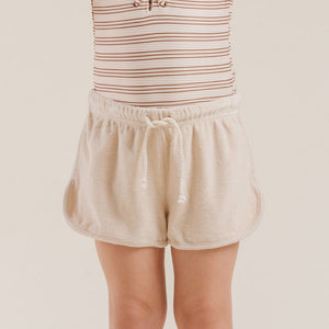 Rylee + Cru Terry Track Short