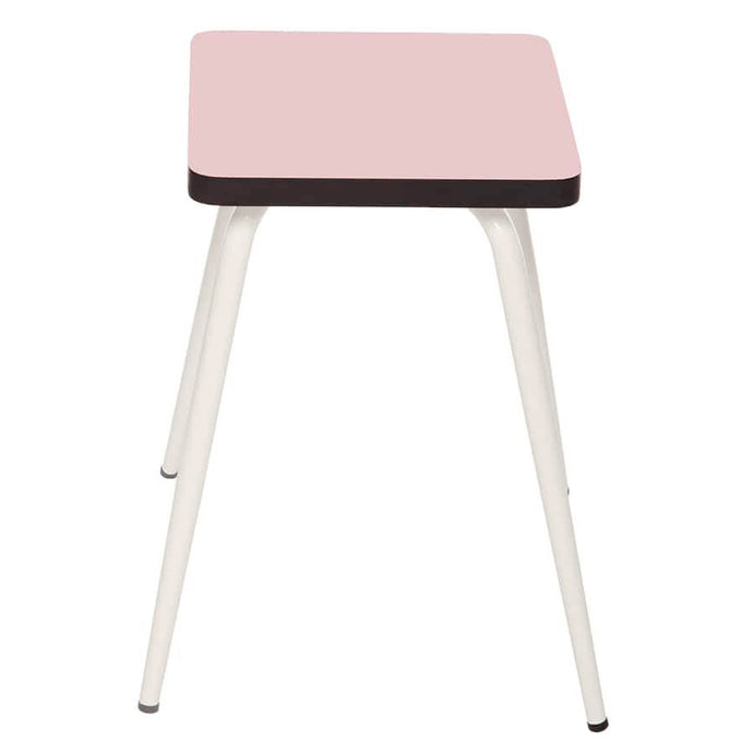 Les Gambettes Powdery Pink Marcel Stool