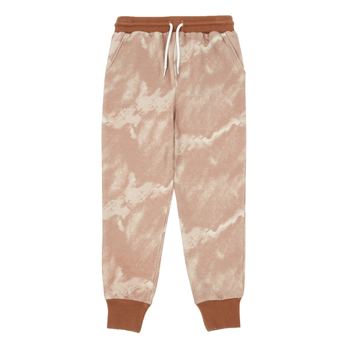 Hundred Pieces Tie-Die Joggers