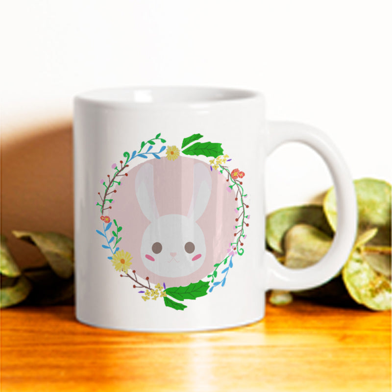 Easter mug pretty easter bunny coffee mug easter gift for mom easter mug pretty easter bunny coffee mug easter gift for mom coffee naturallysuburban negle