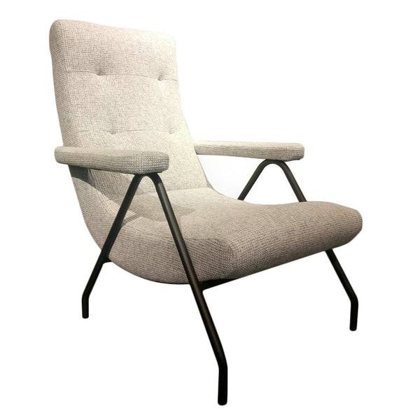 Retro Lounge Chair City Home Seating Portland Oregon