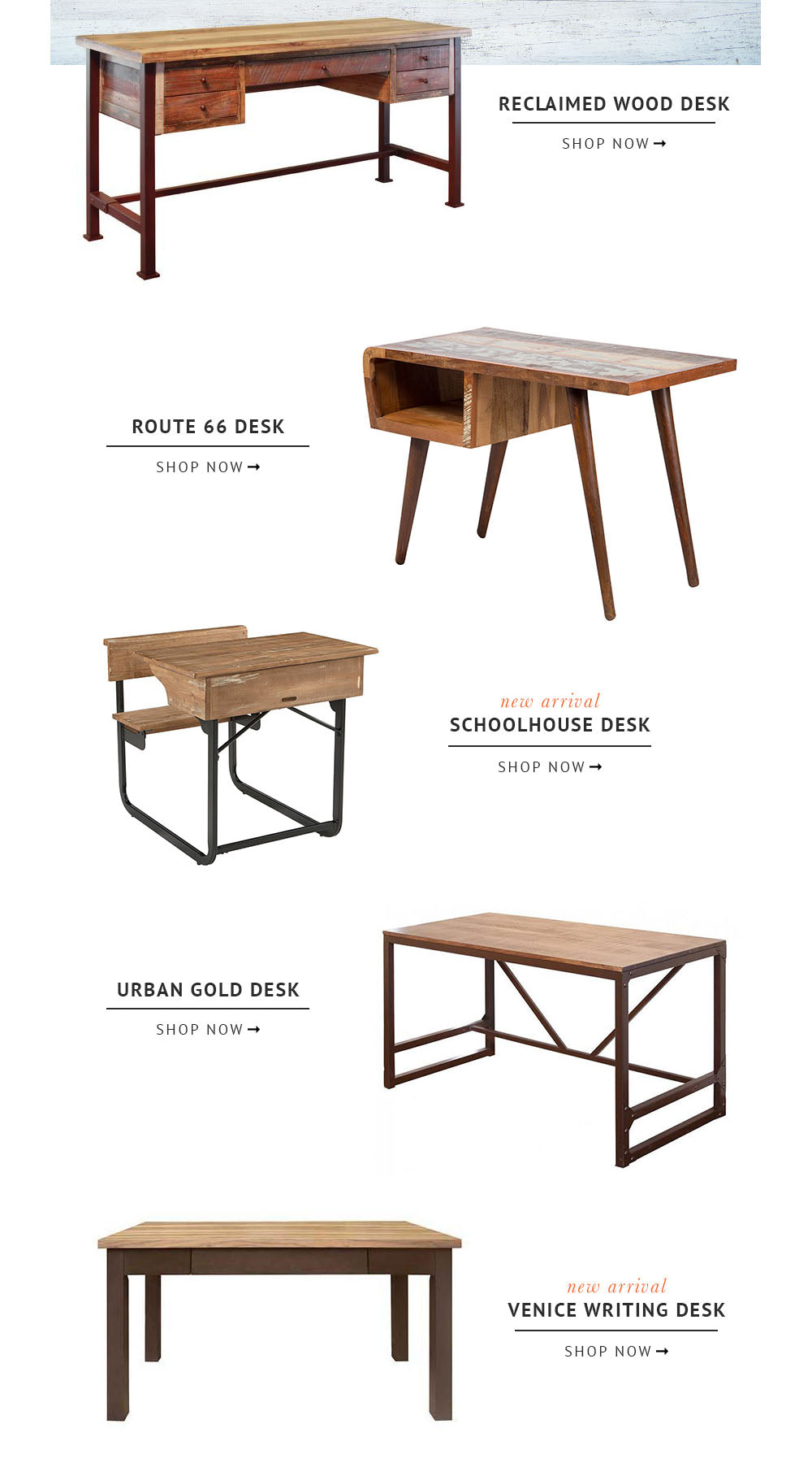 Our Top Desks of 2017 City Home Portland Oregon Office Furniture Blog