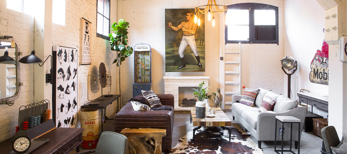 Furniture And Home Decor Part - 34: City Home | Portland, Oregon | Furniture And Home Decor