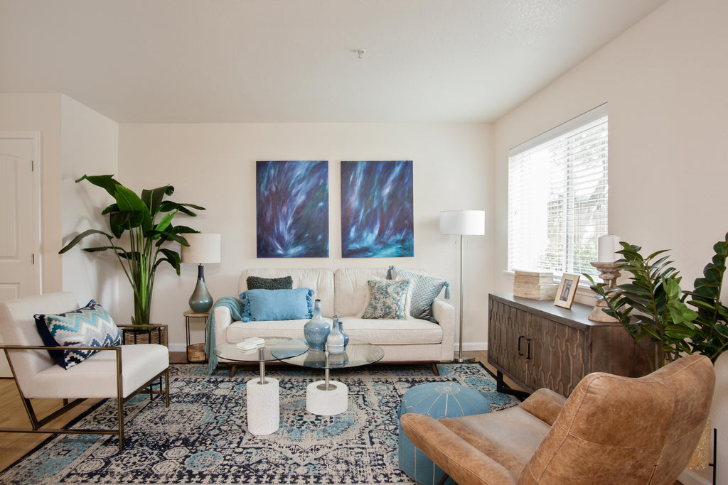 Staging Rental City Home