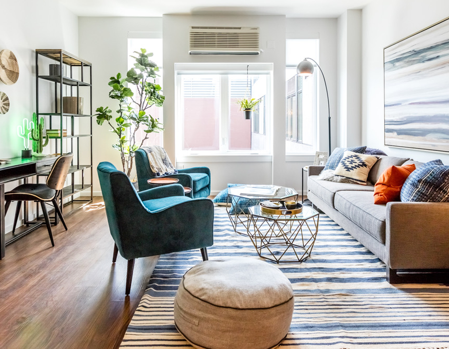 Staging & Rental – City Home