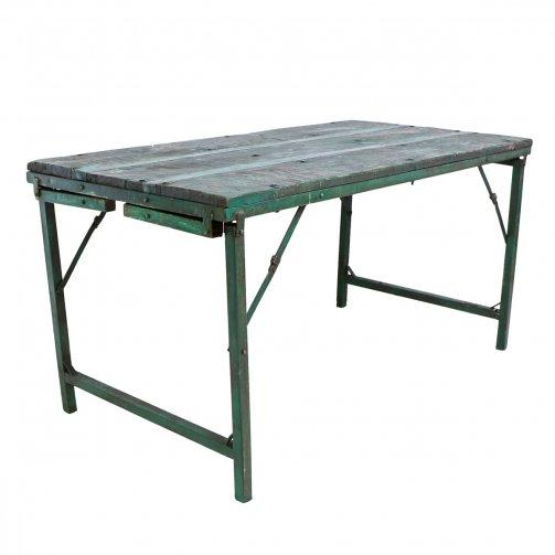 Iron Frame Adjustable Wedding Table - City Home - Portland Oregon - Furniture and Home Decor