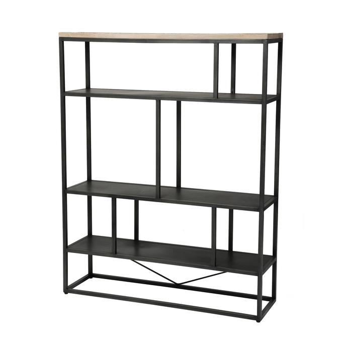 Metro Havana High Bookshelf - City Home - Portland Oregon - Furniture and Home Decor