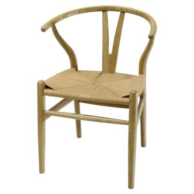 Vane Wishbobe Chair