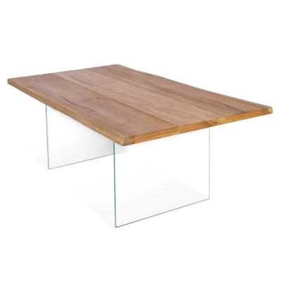 Laguna Oak Coffee Table - City Home - Portland Oregon - Furniture and Home Decor