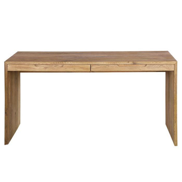 Wyatt Wood Desk - City Home - Portland Oregon - Furniture and Home Decor