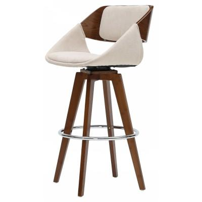 Cyprus Bar Stool - City Home - Portland Oregon - Furniture and Home Decor