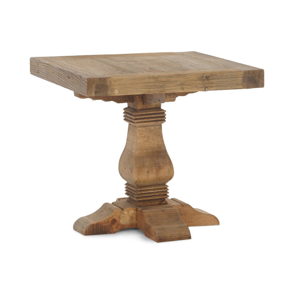 Emma Wood Corner Table Nest Reclaimed Furniture Decor City Home