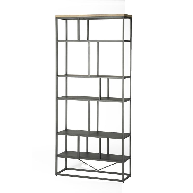 Metro Havana Tall Bookshelf - City Home - Portland Oregon - Furniture and Home Decor