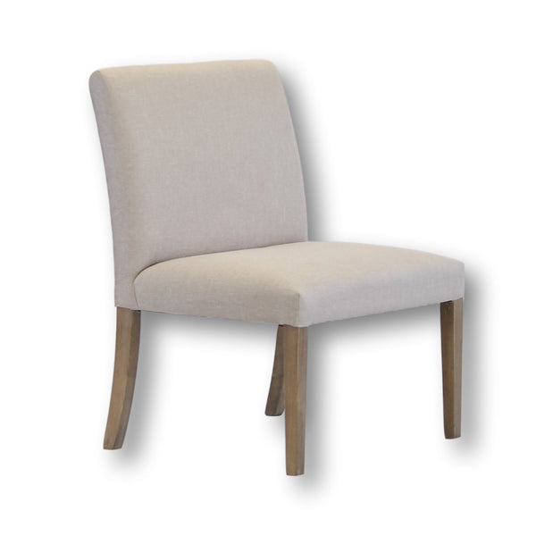 Upholstered Wood Dining Chair