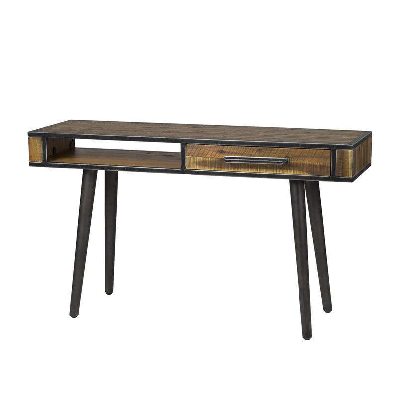 Vintage Style Console - City Home - Portland Oregon - Furniture and Home Decor